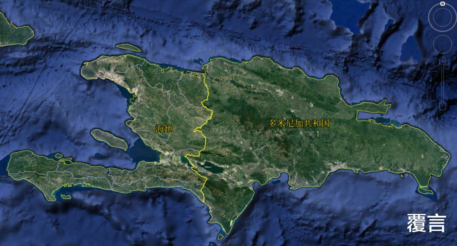 兩個小國擠在一個島上,東邊國傢宛如天堂,西邊國傢卻深陷地獄-圖7