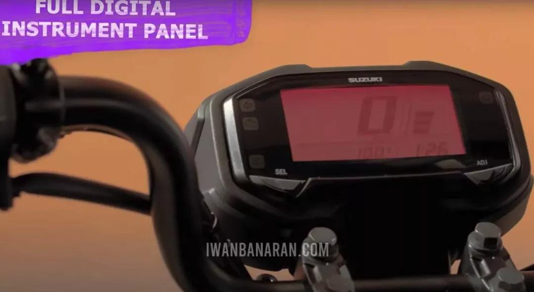 """""""越野""""踏板紮堆?鈴木發佈新款125cc跨界踏板-圖4"""