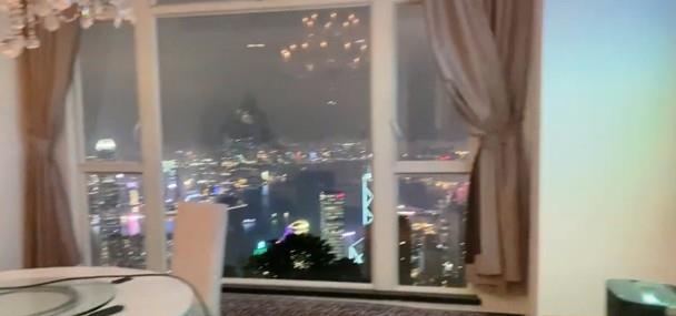 人生贏傢!TVB花旦林夏薇15億豪宅裡玩遊戲,居高臨下賞維港景-圖3