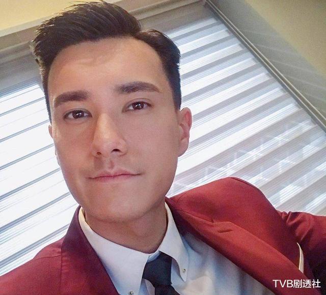 TVB帥氣型男苦熬十年終上位,手握三部劇集,成公司男演員之最-圖5
