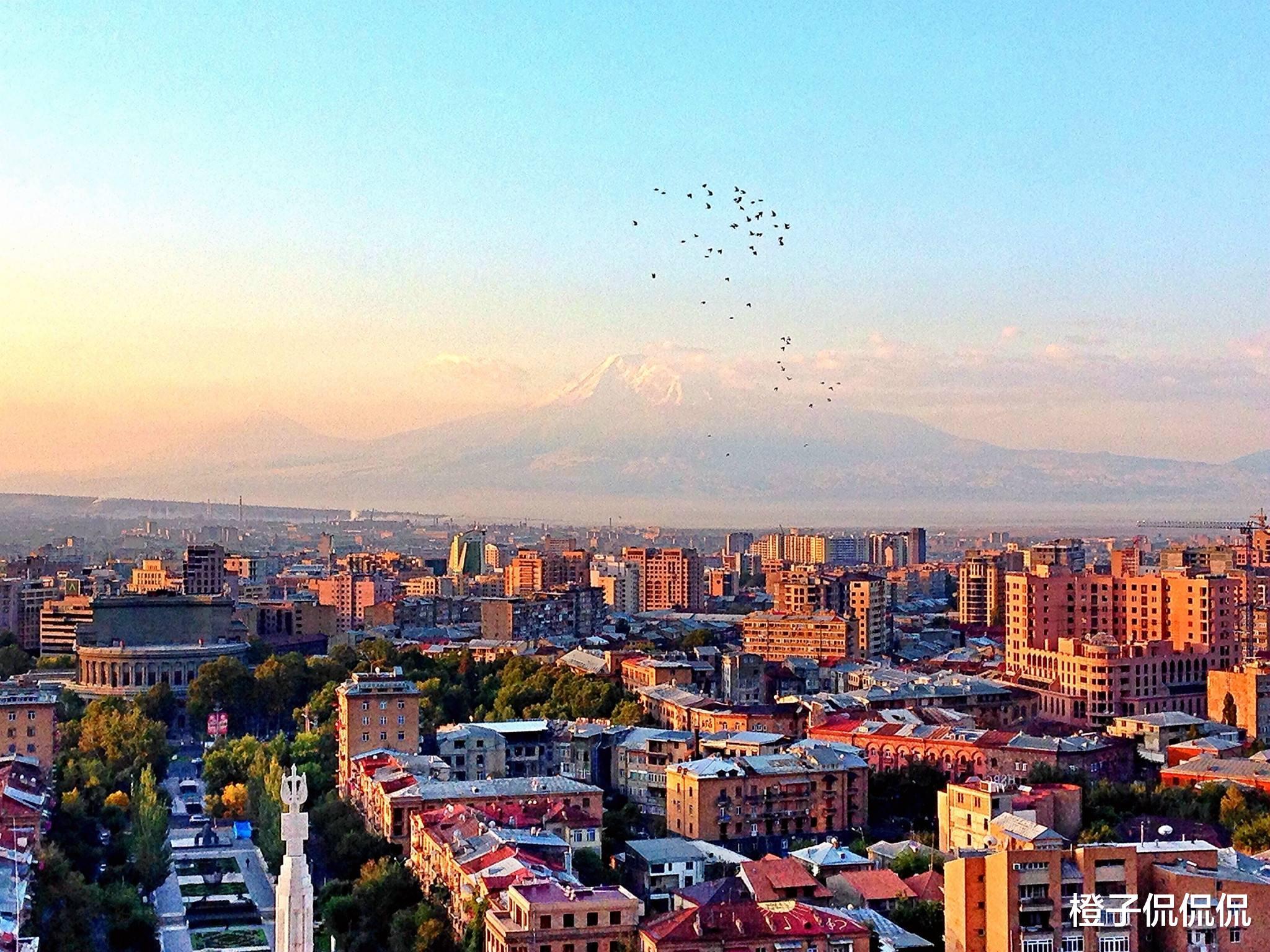 亞美尼亞埃裡溫 雖不富裕 氣質卻不俗-圖2