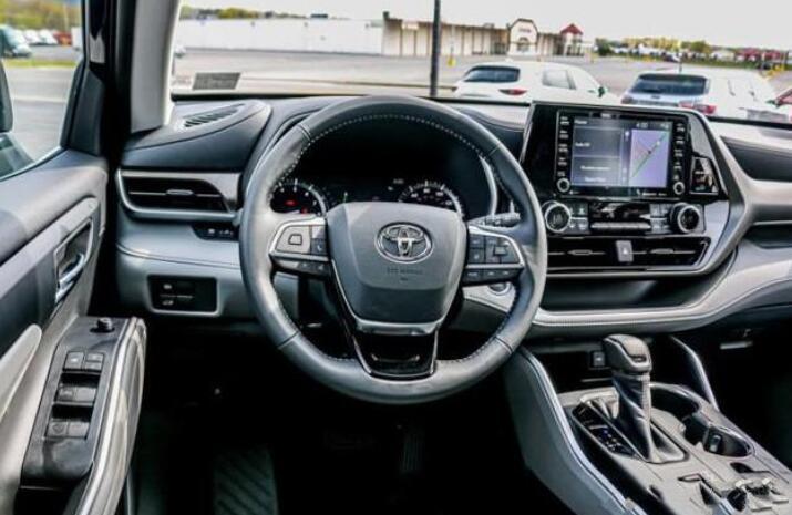 豐田漢蘭達換代歸來!三大件全升級,實力更強,7座大空間不加價-圖4