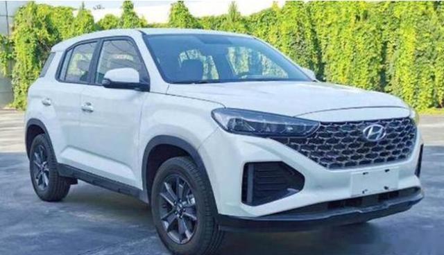 北京現代兩款新車曝光,用力過猛瞭-圖3