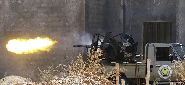 伊德利卜戰況激烈,敘防空部隊擊退空襲後反擊,生擒兩名叛軍頭目-圖3