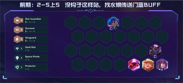 雲頂之弈後期最強S級陣容,新玩法站位連唯一缺點都沒瞭-圖5