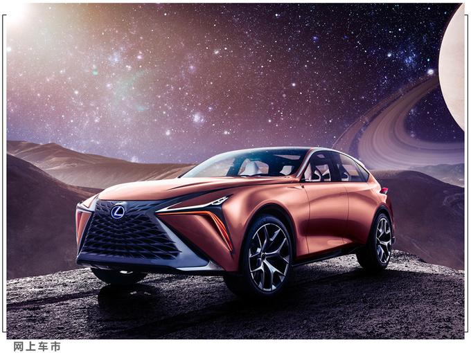 雷克薩斯全新SUV曝光!定位RX轎跑版,搭3.5L V6引擎+電動機-圖6