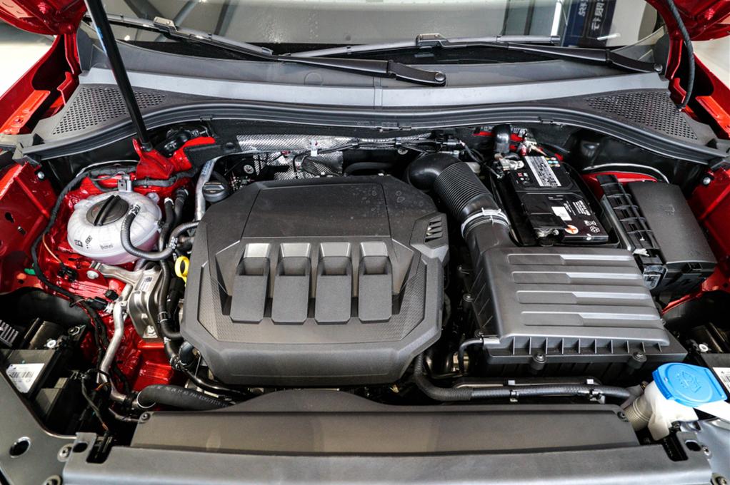 """大眾旗下的""""最美SUV""""!軸距2791mm,入門就有186馬力,比X4還香-圖6"""