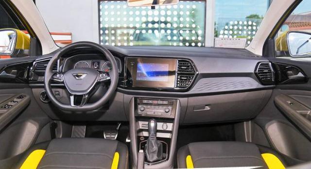 盤點三款經濟型SUV,省油耐用,合資身份,售價10萬內-圖8