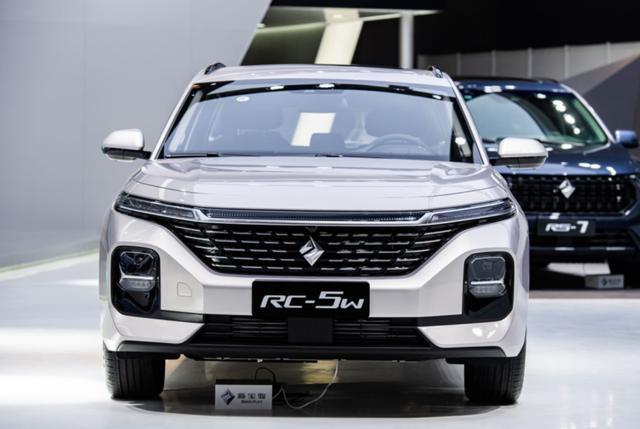 2020北京車展,四款國產車成名,一款比一款科技,最低7萬多-圖8