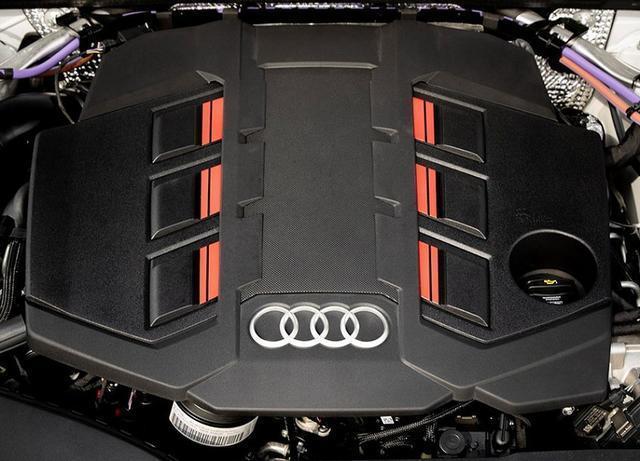 """奧迪全新""""S系列"""",配2.9T V6引擎,四排自動尾翼,一眼就被迷住-圖8"""