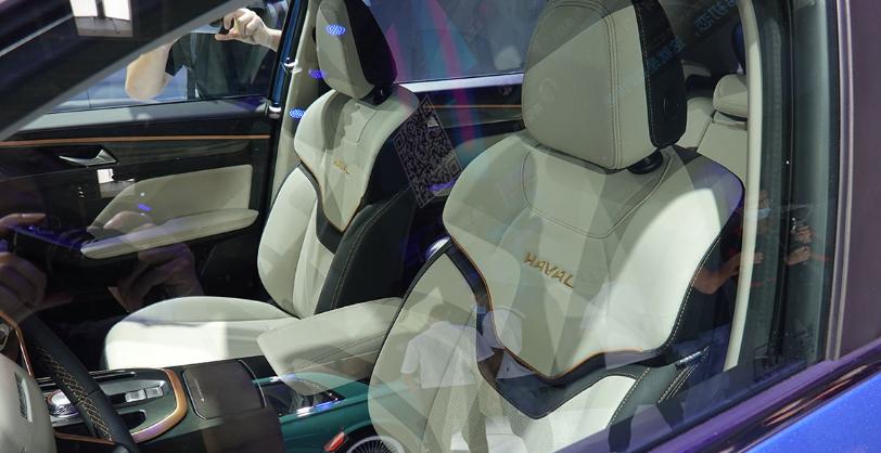 哈弗推出全新車型哈弗初戀,與哈弗H6相似,外觀設計小巧時尚-圖10