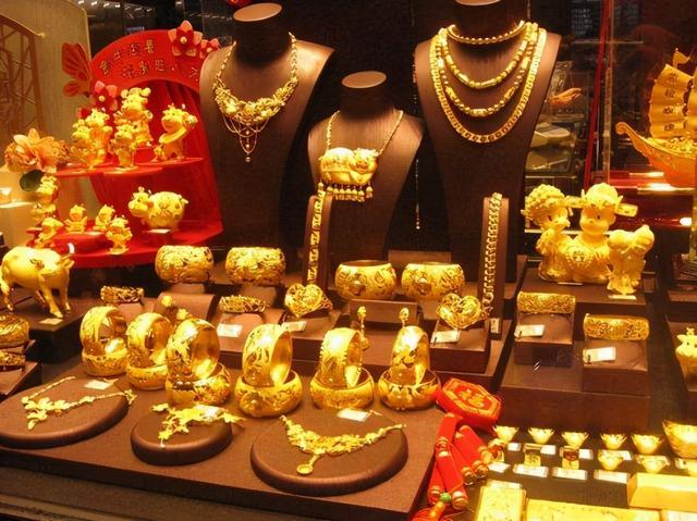 黃金價格信息:10月6日,國內最新黃金實物價格,黃金回收價格-圖3