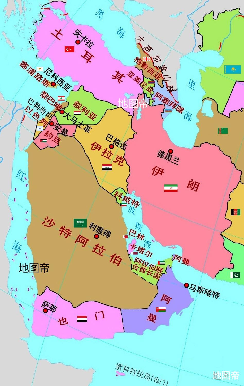沙特曾經是糧食出口國?課本知識限制瞭我的想象力-圖2
