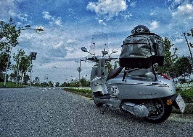 便宜又省油的代步摩托能實現說走就走的摩托旅行嗎?-圖3