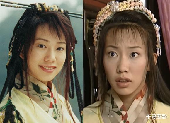 古裝劇裡的那些孿生姐妹,相同的容貌不同的裝扮和氣質,誰更勝一籌?-圖7