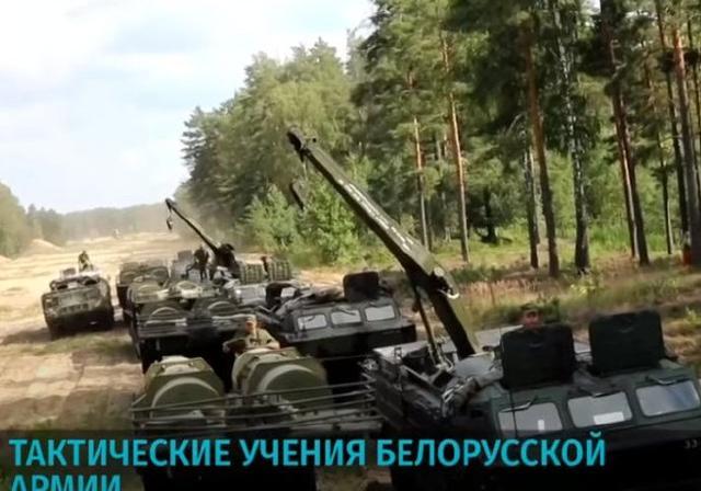白俄羅斯彈道導彈集群曝光,已在邊境完成集結,北約:有話好好說-圖3
