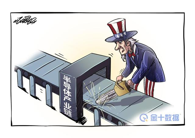 損失11172億後,美國允許7傢企業恢復芯片供應!華為回應-圖3