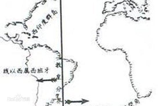 500多年前,這兩個國傢把世界瓜分瞭-圖2