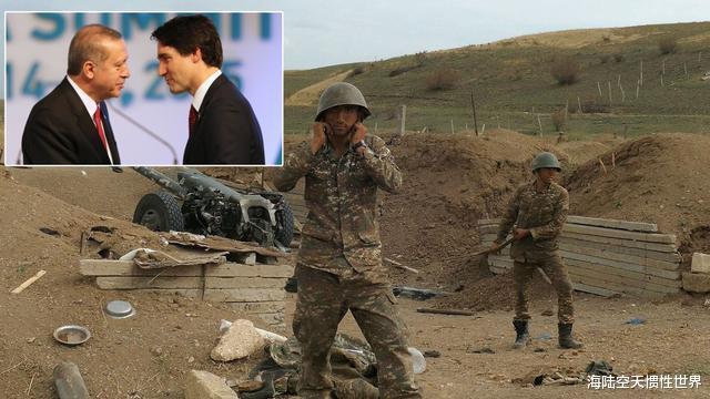 加拿大斷供先進武器,土耳其硬氣回應:怕制裁就不開戰,繼續打-圖4
