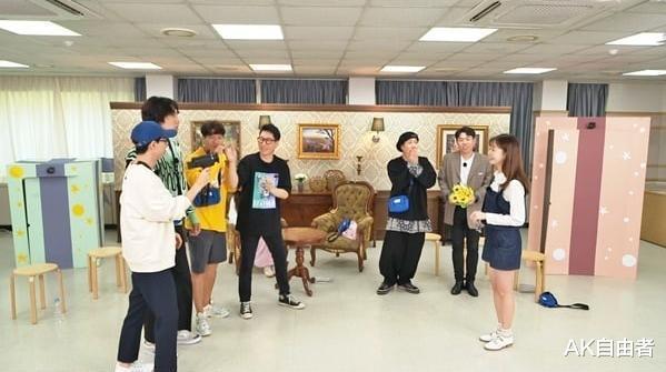 韓國綜藝《Running Man》成員們正面交鋒 爭奪宋智孝和全素敏的心-圖2