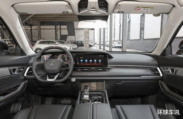 一汽又出王炸SUV:標配2.0T,靜如圖書館,13.4萬起售-圖3