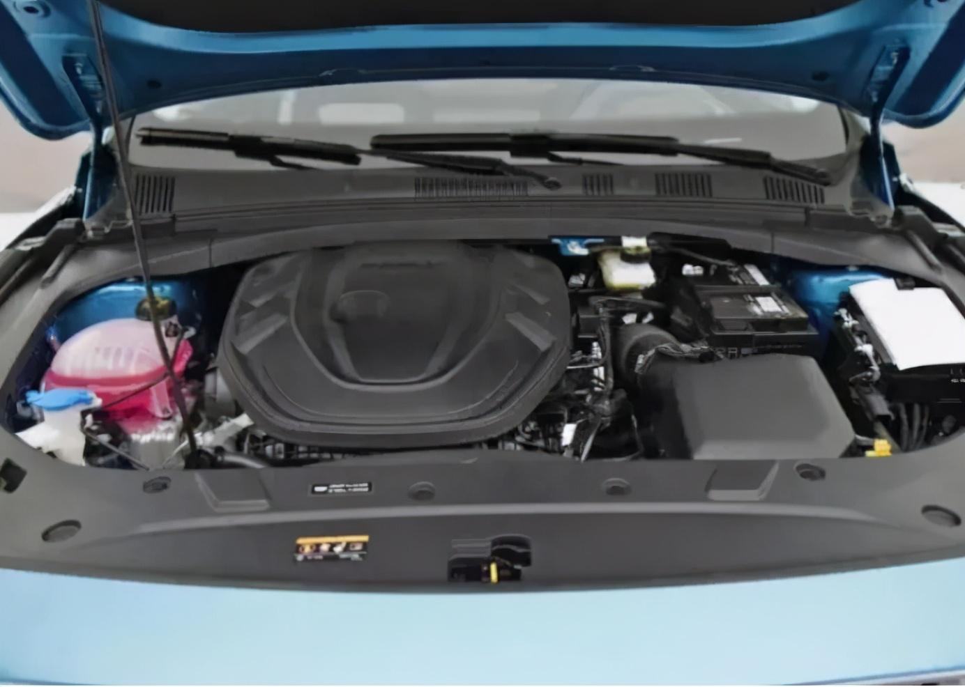 吉利星瑞CMA架構轎車上線!軸距達2800mm,動力也不錯-圖4