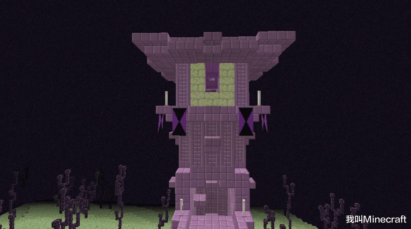 """我的世界遊戲理論:失落的末地城,一個被""""囚禁""""的末影文明!-圖7"""