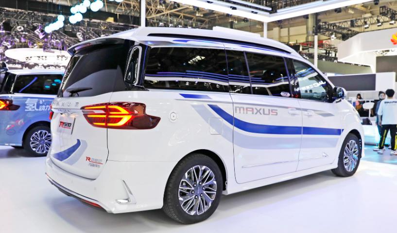上汽大通推出全新旅居車RG20,一款兼具MPV與房車功能的全能王-圖2