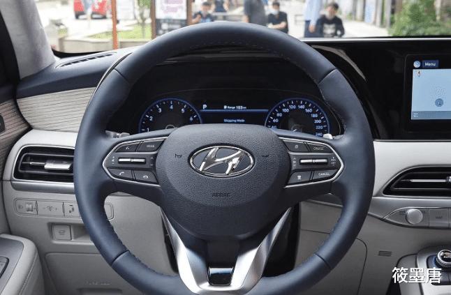 北京現代又一旗艦車預售,基於勝達同平臺打造,配3.5L V6引擎-圖5