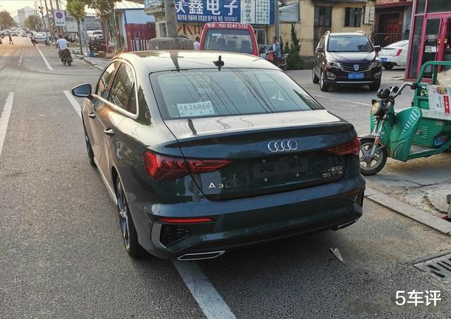 新一代奧迪A3北京車展正式亮相, 新車搭載1.4T發動機-圖4