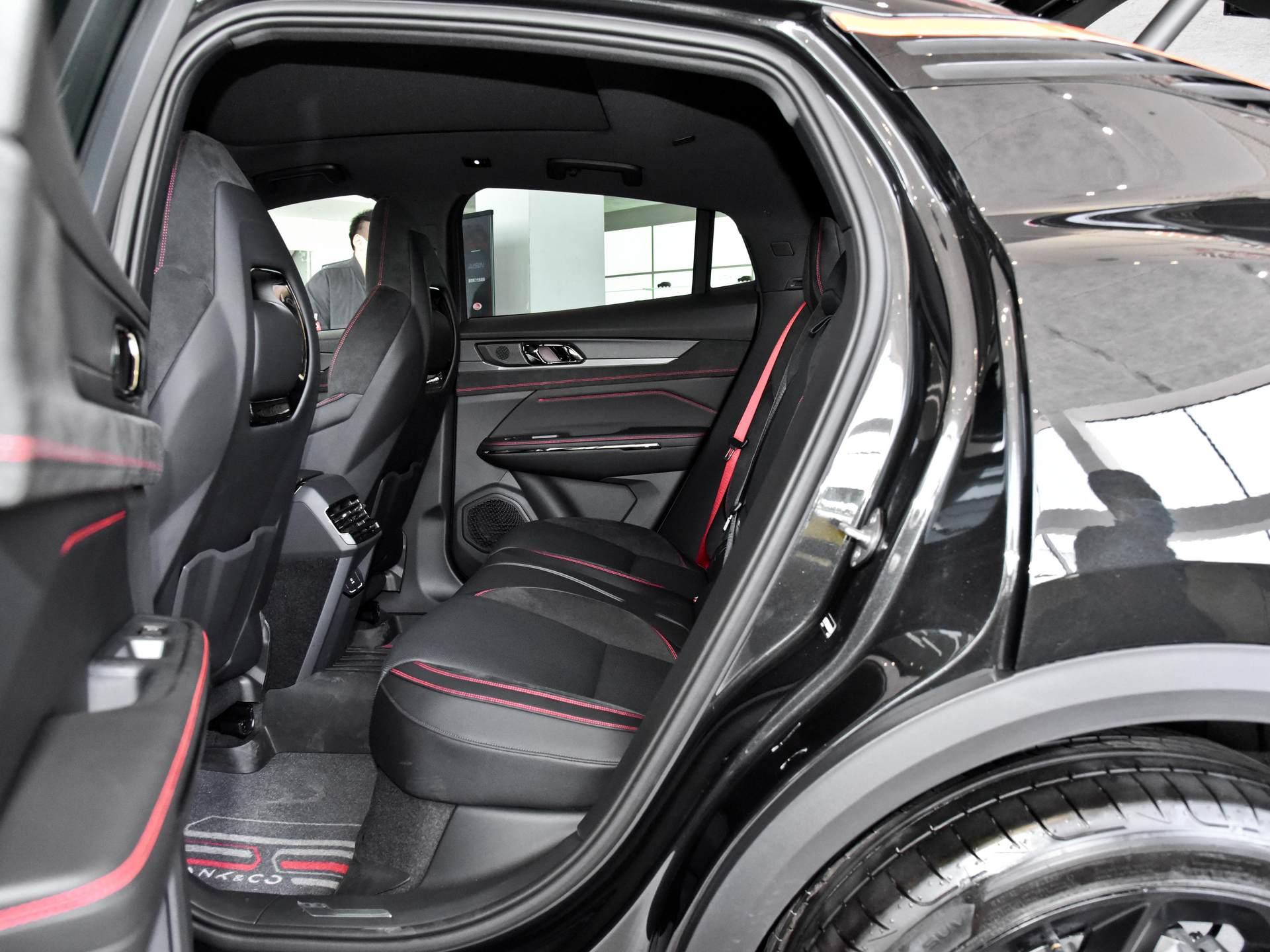 這臺外觀個性的領克SUV你會喜歡嗎,實拍領克05-圖7