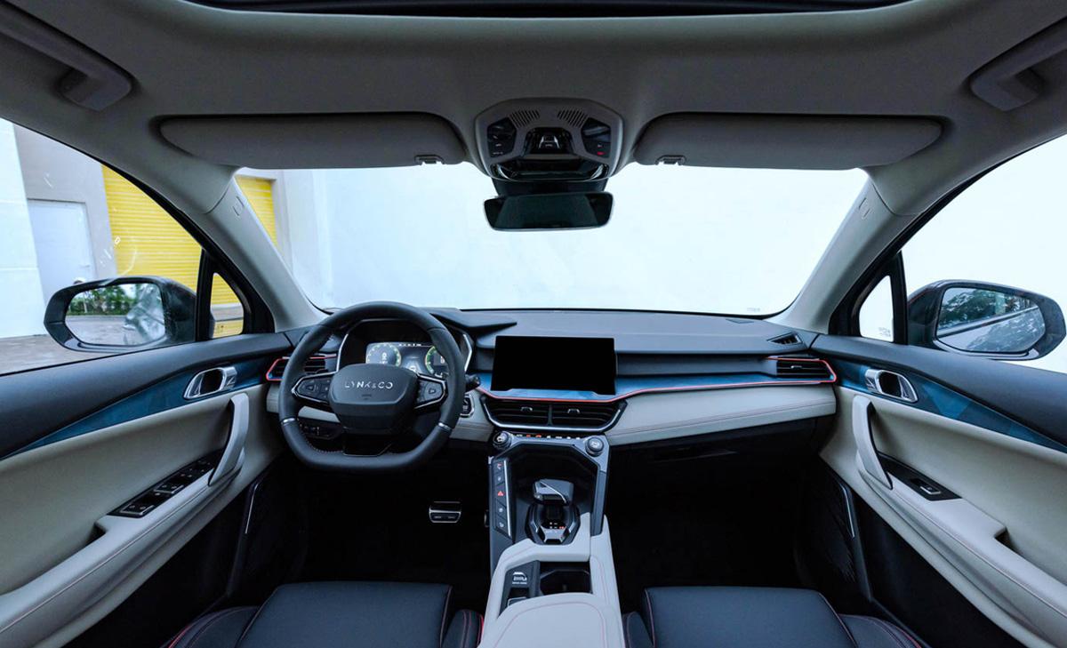 領克第五款車型——領克06全新上市,五大優點,你是否心動?-圖4