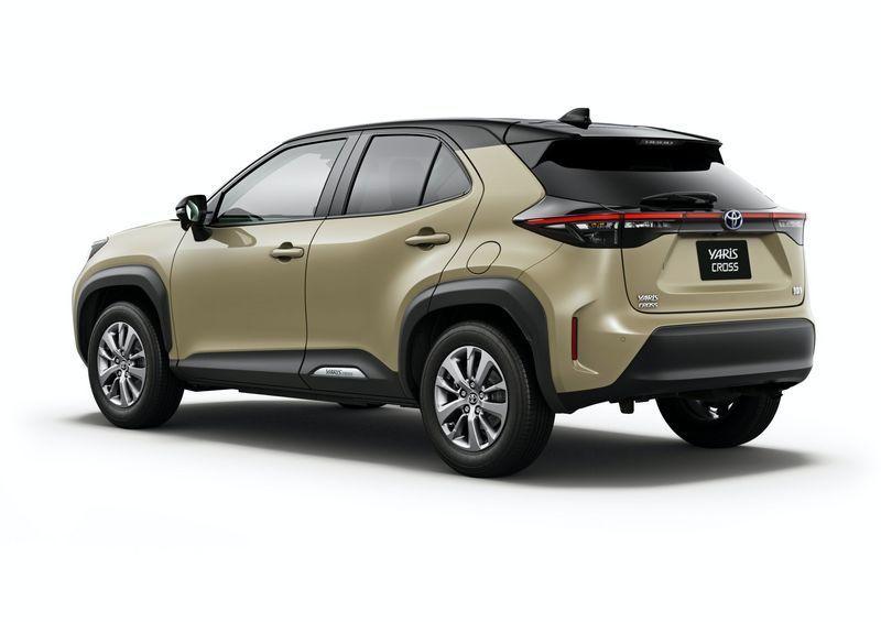豐田全新小型SUV開售!搭1.5L發動機,配置豐富,入門級SUV首選-圖8
