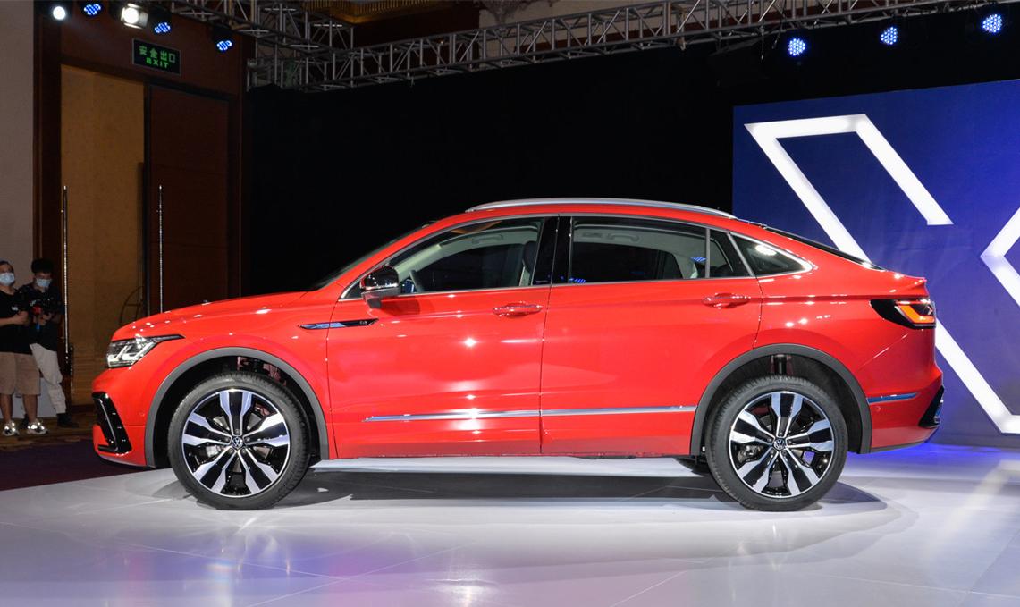 """大眾旗下的""""最美SUV""""!軸距2791mm,入門就有186馬力,比X4還香-圖3"""