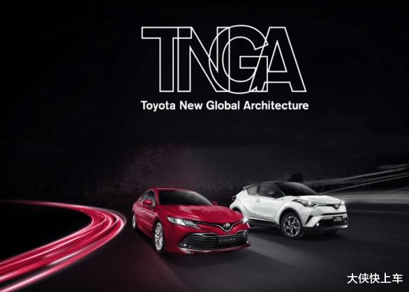 豐田本屆,首次展出的兩款全新TNGA車型,無疑是最大亮點-圖3