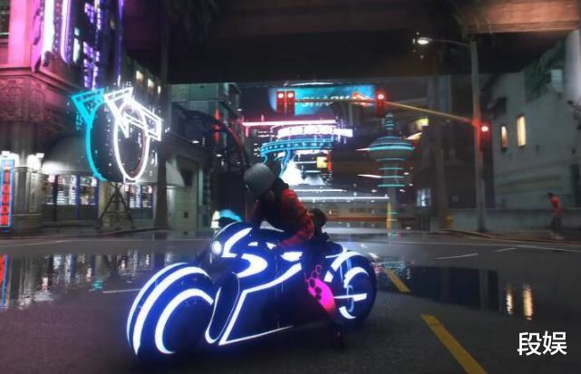 星际争霸2对战视频_当《GTA5》与《赛博朋克2077》发生碰撞会怎样?未来科技世界!-第2张图片-游戏摸鱼怪