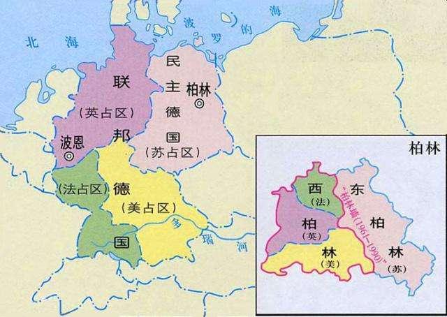 首都和國土都分裂的兩個國傢,一個已經統一,一個遙遙無期-圖3