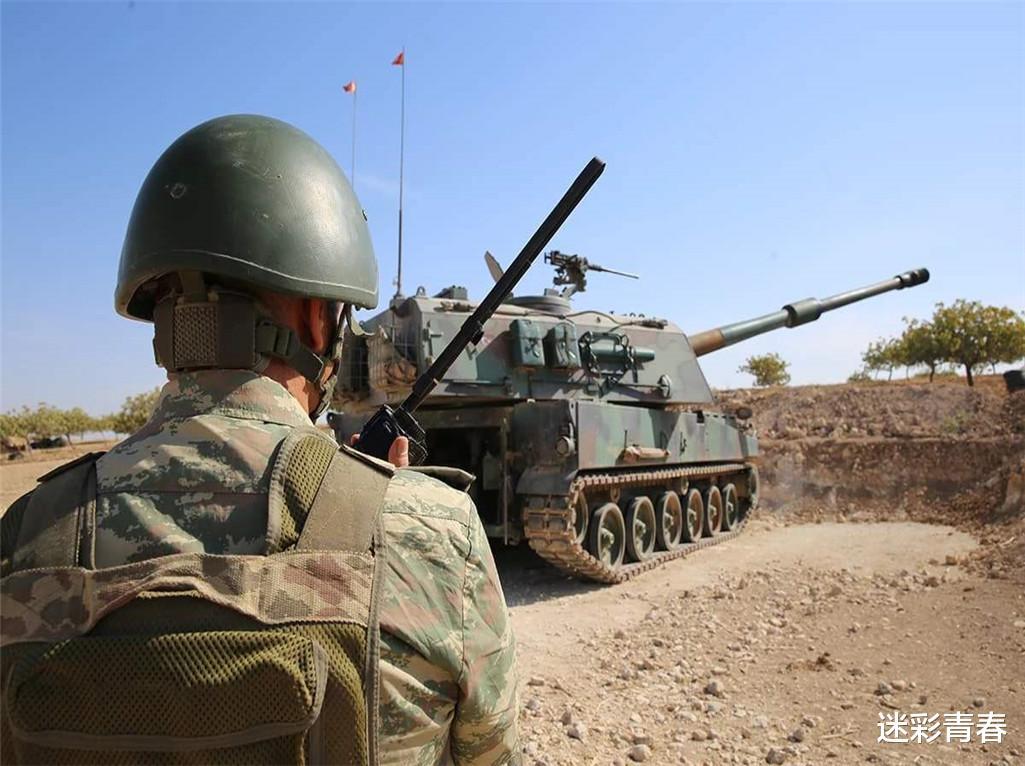 土耳其親自操刀上陣,大批士兵沖上俄軍陣地,土俄血戰再次打響-圖2