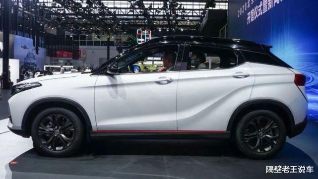 又一廉價高顏值SUV,配1.5L+CVT,與日產逍客一樣大,或僅售5萬-圖2