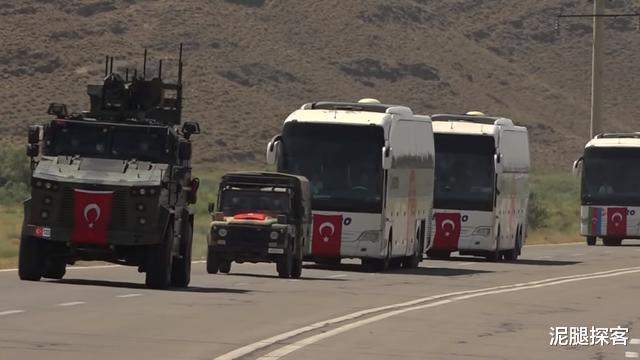 土耳其出手瞭,介入南高加索沖突,俄羅斯將如何應對?-圖6