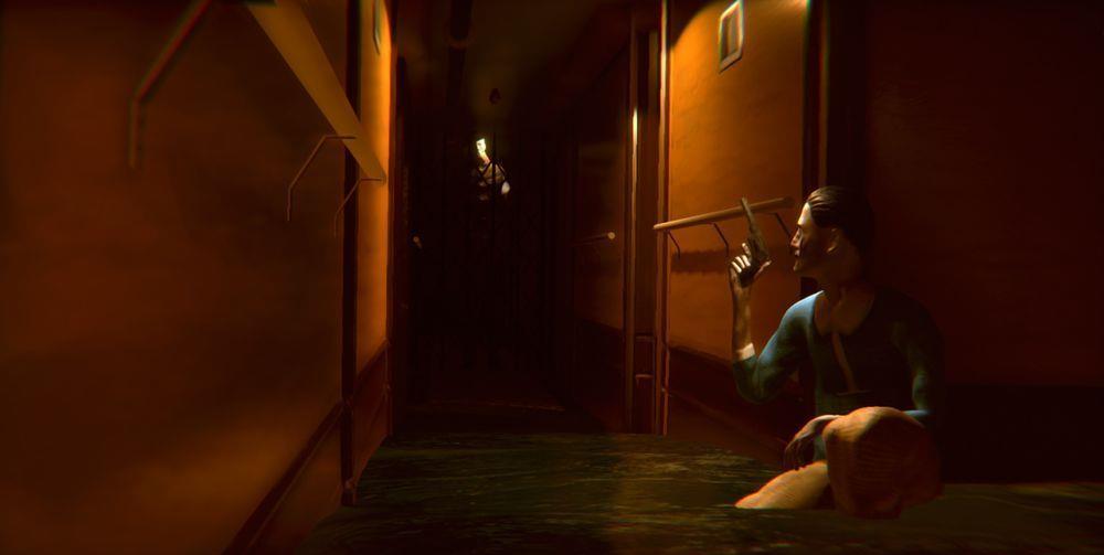赛尔号时空密码是多少_第一人称恐怖游戏新作《深渊之下》试着逃离缓缓下沉的诡异游轮-第2张图片-游戏摸鱼怪