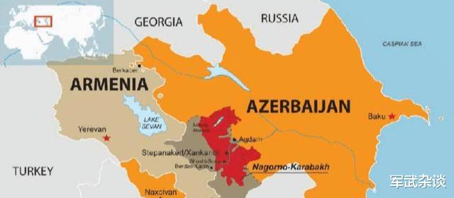 戰火升級,亞美尼亞宣佈全國總動員,蘇-30SM有望迎戰米格-29戰鬥機-圖4