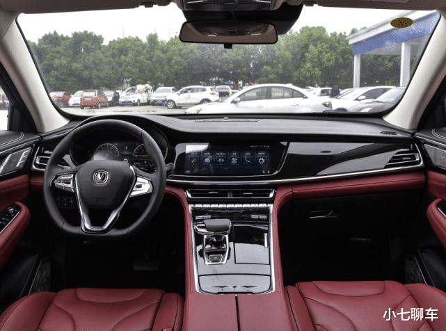 長安的轎跑SUV,入門就有178馬力,配12.3寸大屏,11.99萬起-圖8