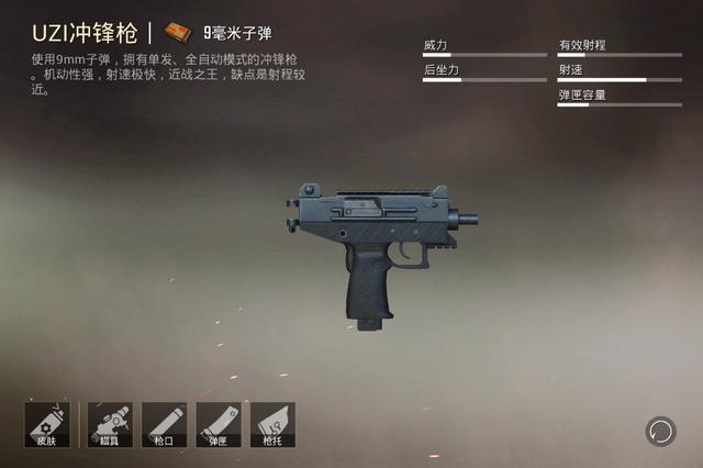 和平精英:你還在用UZI沖鋒槍?老玩傢評測:缺點太明顯-圖2