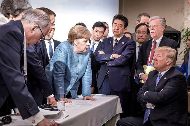 特朗普接連收到壞消息?短短2天內4國已團結起來,反制開始-圖3