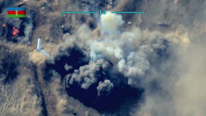 阿塞拜疆巡飛彈大殺四方 亞美尼亞損失慘重 怒召回駐以色列大使-圖4