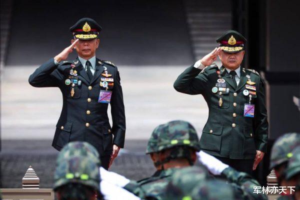 泰國新任陸軍總司令,與泰王關系密切,上任後強調維護王室重要性-圖5