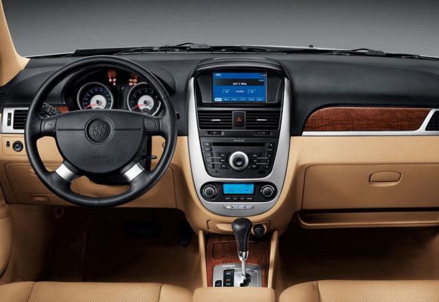 別克終於妥協,推出的新款V6轎跑車正式亮相,指導價26萬起-圖3