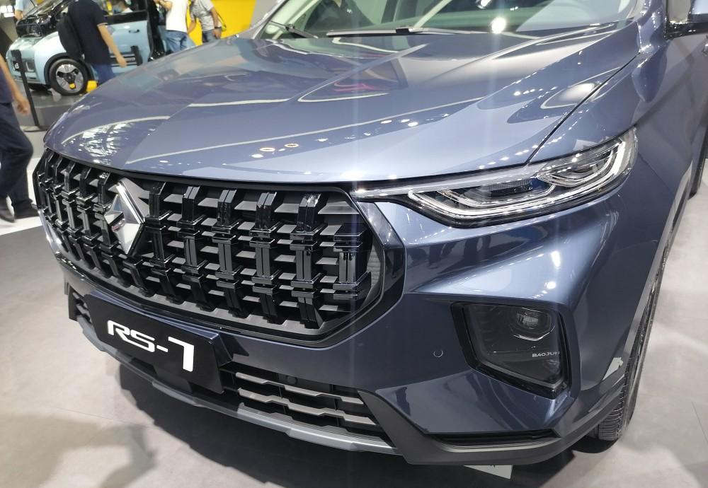 新寶駿RS-7亮相 年輕動感時尚中型SUV-圖3