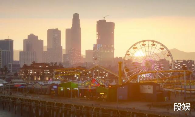 星际争霸2对战视频_当《GTA5》与《赛博朋克2077》发生碰撞会怎样?未来科技世界!-第3张图片-游戏摸鱼怪